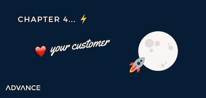 Drift customer centricity, love your Customer.