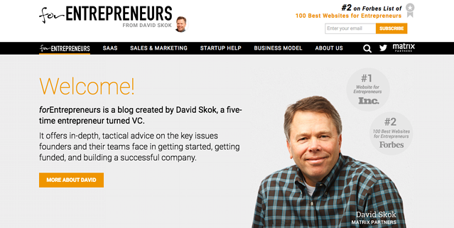 For Entrepreneurs - David Skok.png