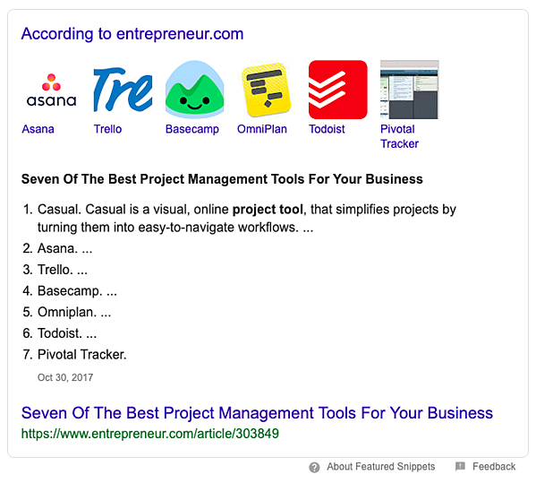 best-project-management-tools-featured-snippet